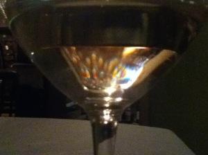 Wines I drank.