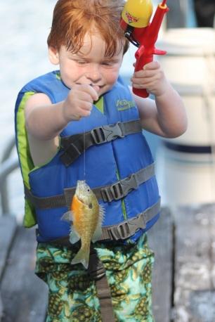 Walker's fish!