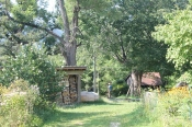 And more outbuildings