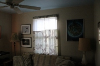 And a peak at the den.
