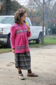 Sweet Jenny's style.