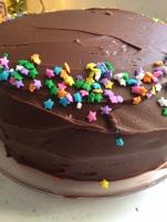 Edie's Birthday Cake